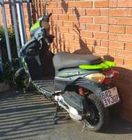 Jonway 150cc scooter