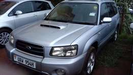 Subaru forester 2002 on sale 16M UAW 954H mileage 130,000