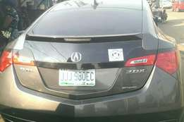 7 months used Acura ZDX 2010 first body super neat