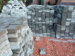 machine pavers