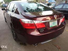 super clean honda accord 2014 model first body