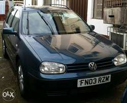 London used golf 4 for sale