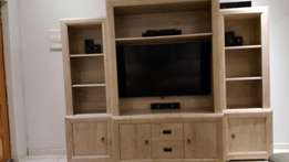 Big 3 piece entertainment unit for sale CASH ONLY NO EFTS THANKS