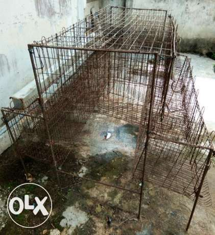 Battery cage Lagos - image 1