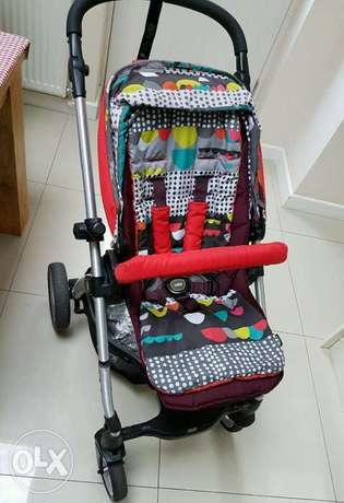 Mamas and Papas Sola 2 stroller