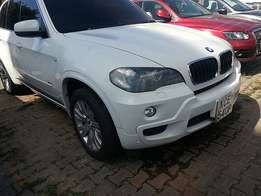 Bmw X5 Msport with Sunroof