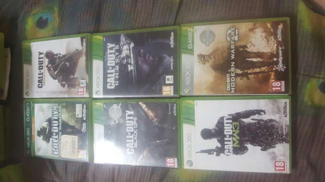 Xbox with games to sell. For cash. Christiana - image 3