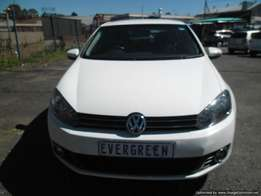 Vw golf6 1.4 Tsi 2012 Model with 4 Doors, Factory A/C and C/D Player