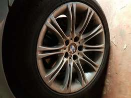 "I am looking for bmw 18"" m sport mag rims. Can anybody assist."