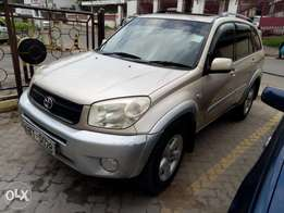 Toyota Rav 4 2005 model