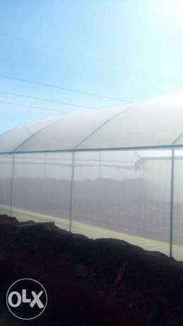 Greenhouses construction-Steel structured Ruai - image 7
