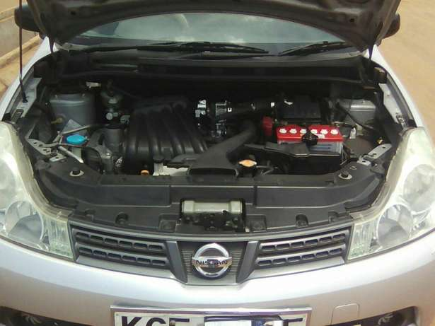 Very clean nissan wingroad 2008 model Ngara West - image 3