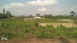 A plot of land for sale in Igoba first