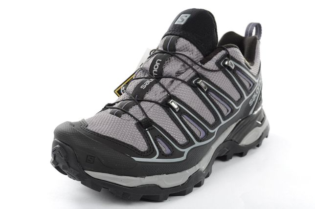 Buty trekkingowe r. 40 kolce Salomon X Ultra z kolcami