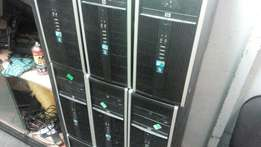 Hp core i5 and i3 towers