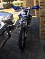 2012 YAMAHA YZF250 Beast in Mint Condition