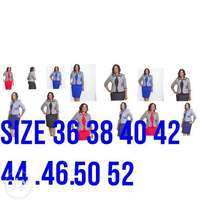Quality Suits and Ladies Cotton office pants