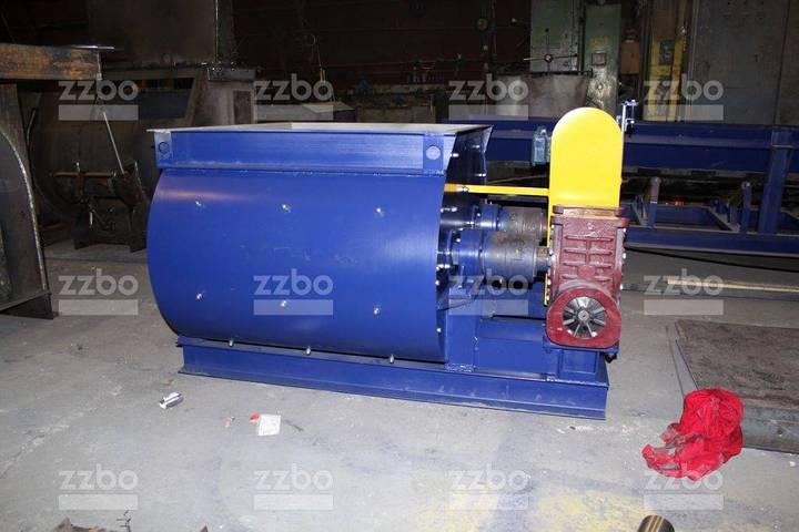 ZZBO Twin-shaft Concrete Mixer Bp-2g-375 - 2019