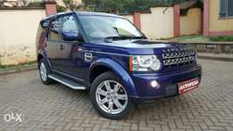 Landrover Discovery 4 HSE, Year 2010, Engine 3000cc, Automatic