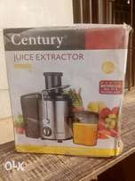 Century Juice Extractor for sale at give away price
