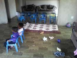 Under The Son Daycare at Phokeng