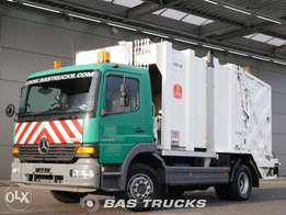 Mercedes Atego 1523 L - To be Imported