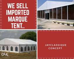 Imported Marque/Tent