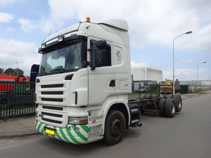 Scania R 380 6 X 2 !! 10 TYRES !! - 2007