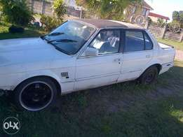 e30 bmw 320 for sale complete car or spears