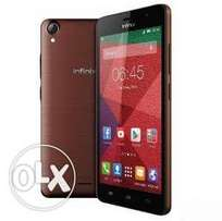 Infinix x554 used only one week box en accessories available