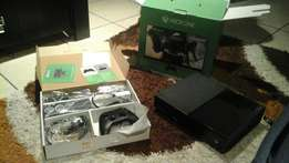 Xbox one 1tb console 2 games contact me on