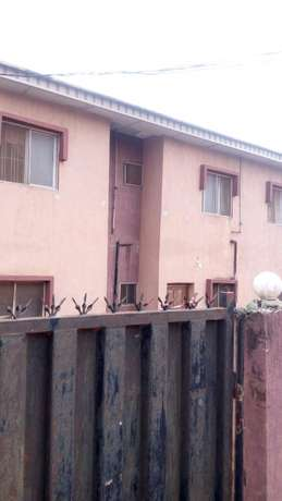 Executive 4nos 3bed Rooms Flat at Idimu.Ejigbo Estate.CofO Lagos Mainland - image 1