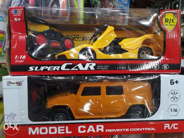 Remote control car music light good quality