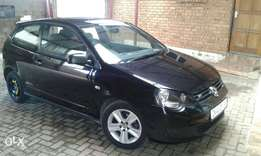 vw polo black 2013 GT 1,6 2door