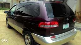 Nigerian fairly used sienna for sale