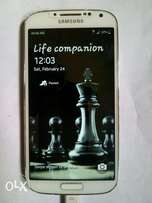 Samsung Galaxy S4 with 2GB Ram and 5050mAh battery