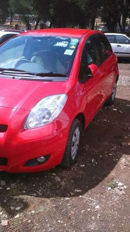 Newly imported 1300cc Toyota Vitz New-shape,Just Arrived Nairobi CBD - image 1