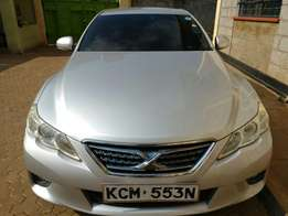 Toyota Mark X clean offer