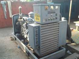 Home used 187 kva generator for quick sale