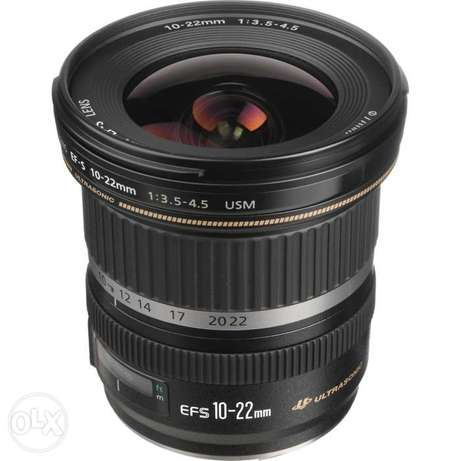 For sale canon lens 10-22