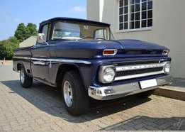 1962 Chevrolet C10 Fleetline