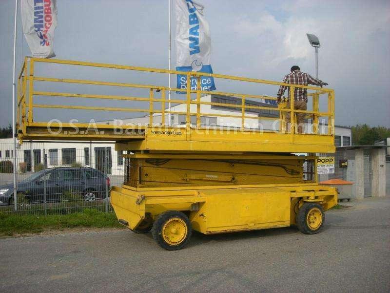 New Holland Holland Lift Hl135el18 - 1992