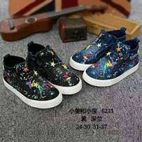 Kid's Canvas Shoes