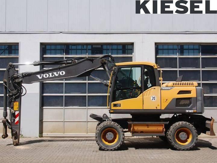 Volvo Ew 160 D - 2012