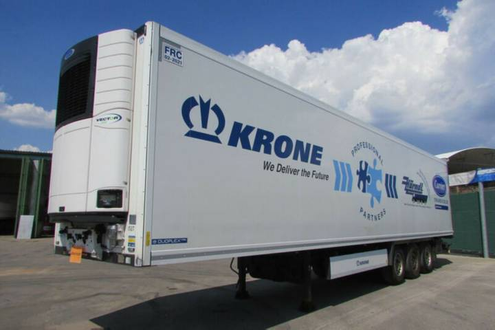 Krone SD - Carrier Vector 1550 - Nr.: 358 - 2015