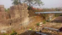 2 flat of 3 bedroom uncompleted