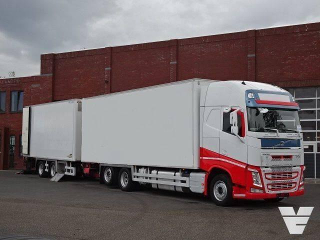 Volvo FH540XL 6x2*4 Retarder, Chereau box, Chereau Trailer - 2015