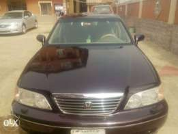 2001 Honda legend