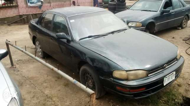 Toyota Camry (Orobor) for sell Warri South - image 4