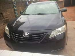 Fresh accident free tokunbo 2009 Toyota Camry